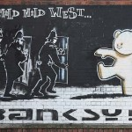 banksy--mild-west-bear