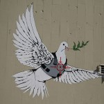 banksy-peace-dove