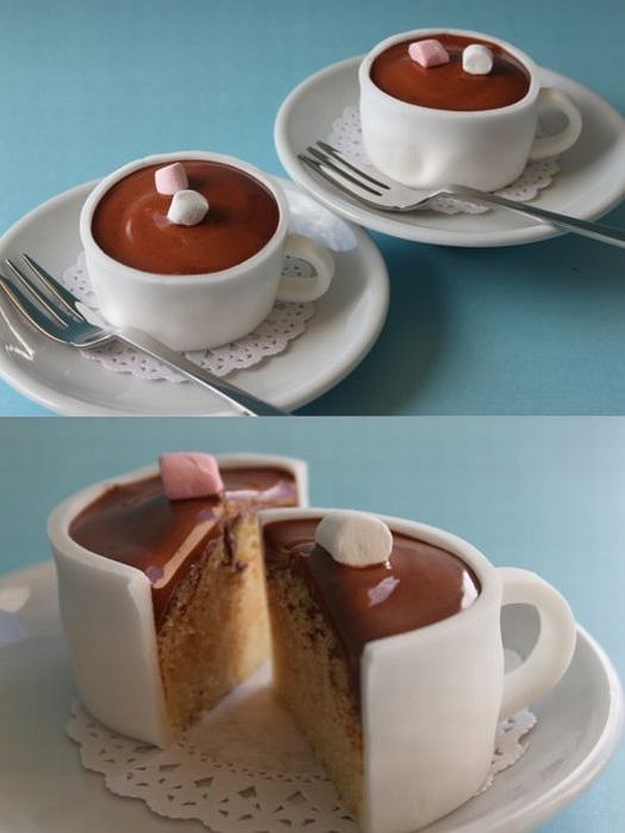 Now You Can Have Your Coffee & Eat It!