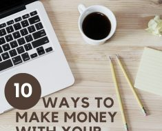 10 things you must do when starting a blog that makes money